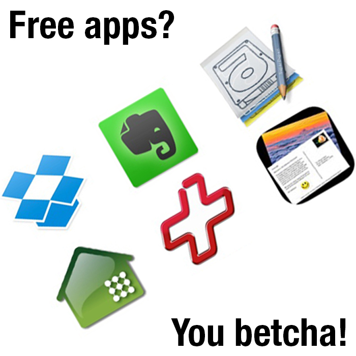 Free high-quality apps? You betcha!