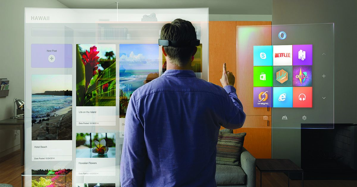 hololens augmented reality