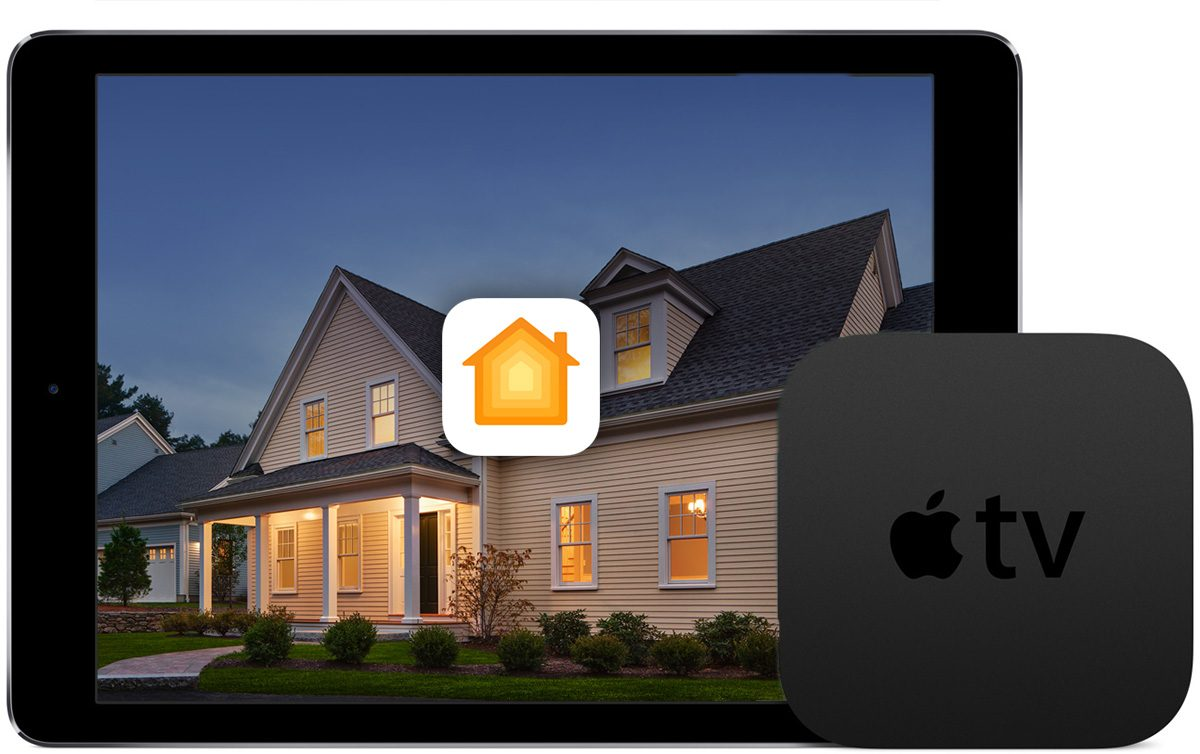 homekit hub apple tv