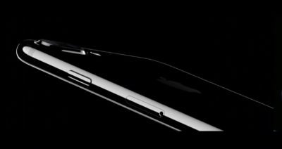 iPhone 7, black