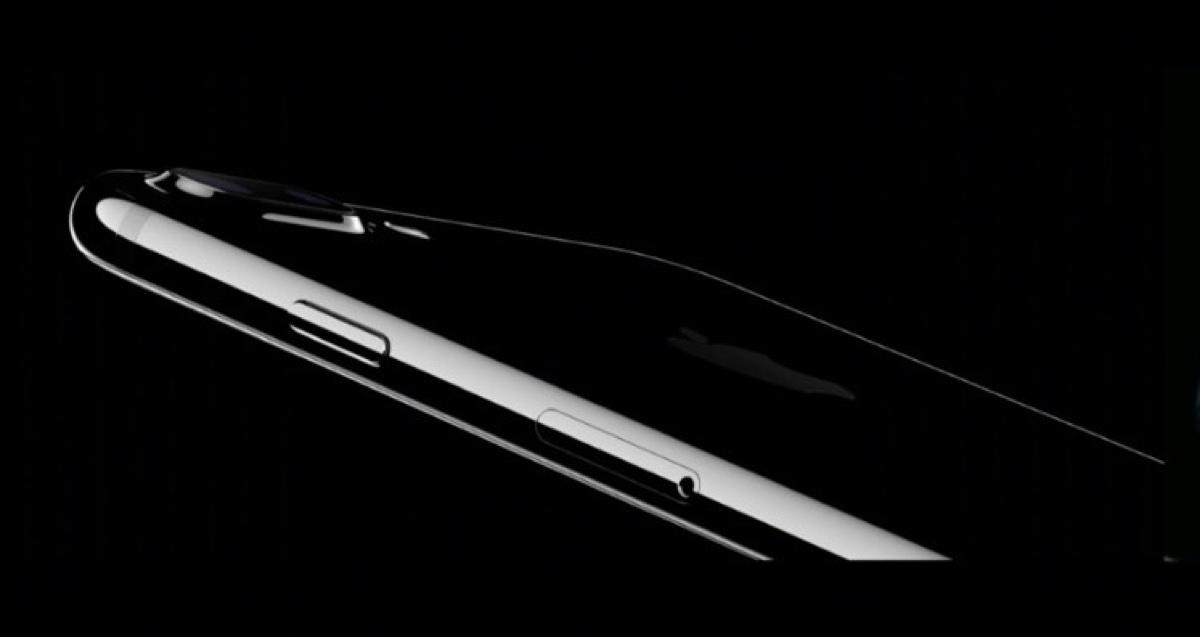 iPhone 7, black