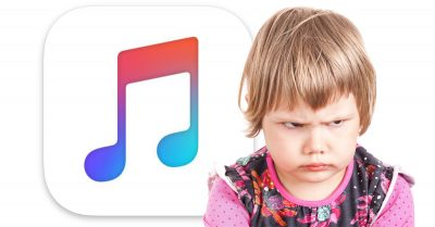 Apple Music favors streaming over owning music