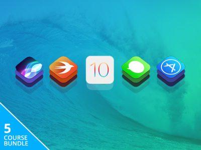 iOS 10 and Swift 3 Starter Bundle