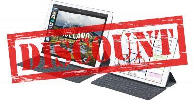 iPad lower prices