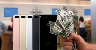 iphone 7 financing