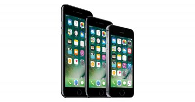 iPhone 7 Product Line