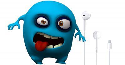 Apple fixing Lighting EarPods bug