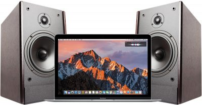 macOS Sierra makes switching sound output easier with an updated menu bar item