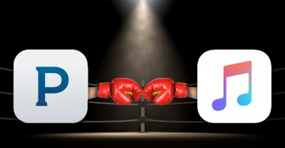 pandora vs apple music