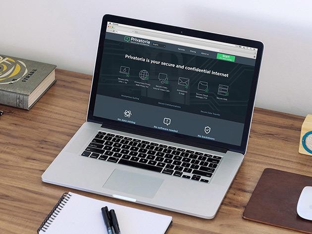 Privatoria VPN 3-Year Subscription: $29