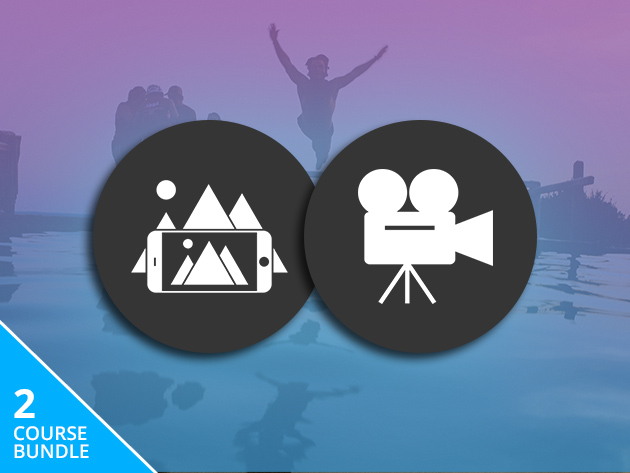 Smartphone Photo and Video Certification Bundle: $29