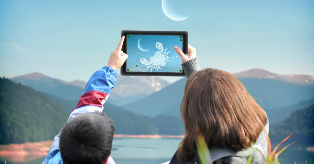 starwalk ipad ar