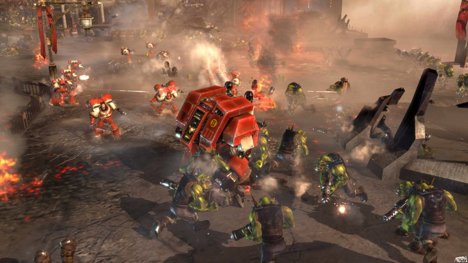 Warhammer 40,000: Dawn of War II Hits Mac and Linux