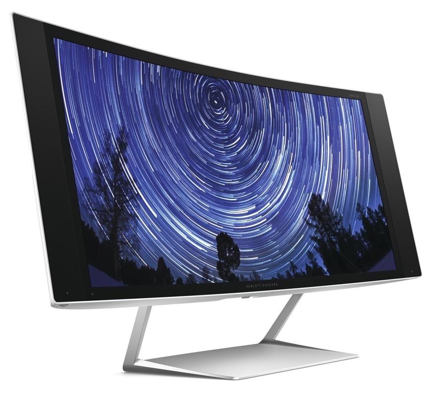 HP Z34c display.