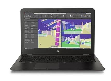 HP ZBook.
