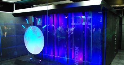 IBM's Watson supercomputer