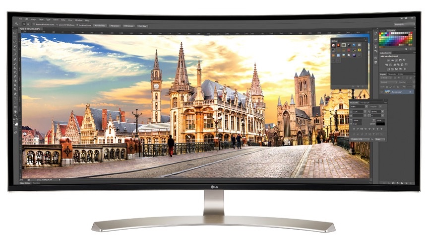 LG's new 38-inch display is a great match for Apple's Mac Pro