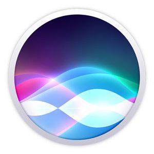 Apple's Siri (icon)
