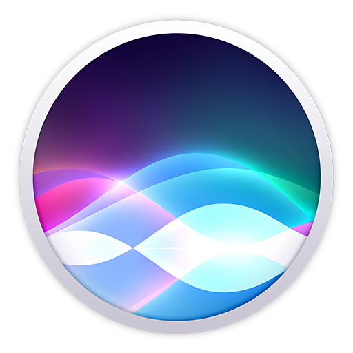 macOS Sierra Siri Icon
