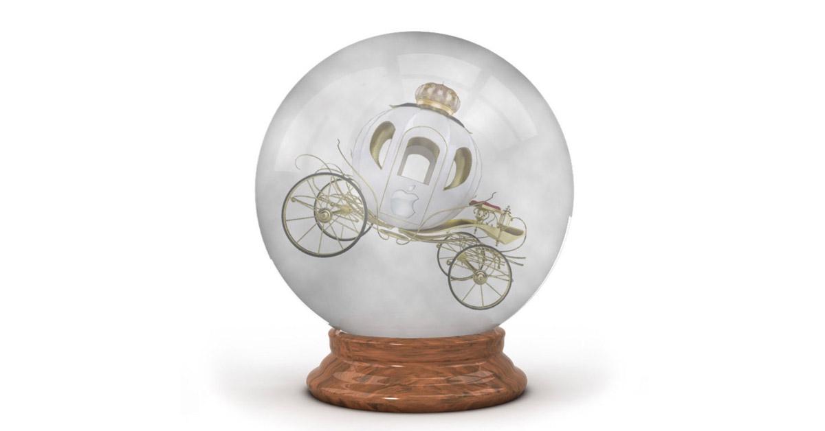 The Apple Car Crystal Ball