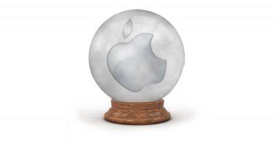 The Apple Crystal Ball