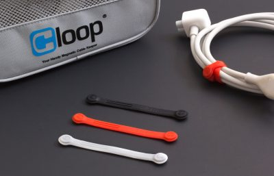 Cloop Magnetic Cable Organizer