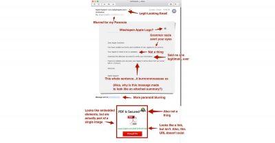 LOL Malware Spam of the Week