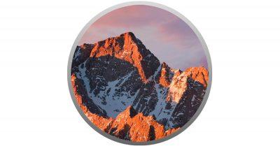 macOS Sierra Logo