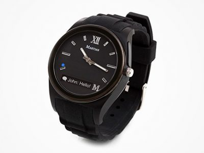 Martian Notifier Smartwatch: