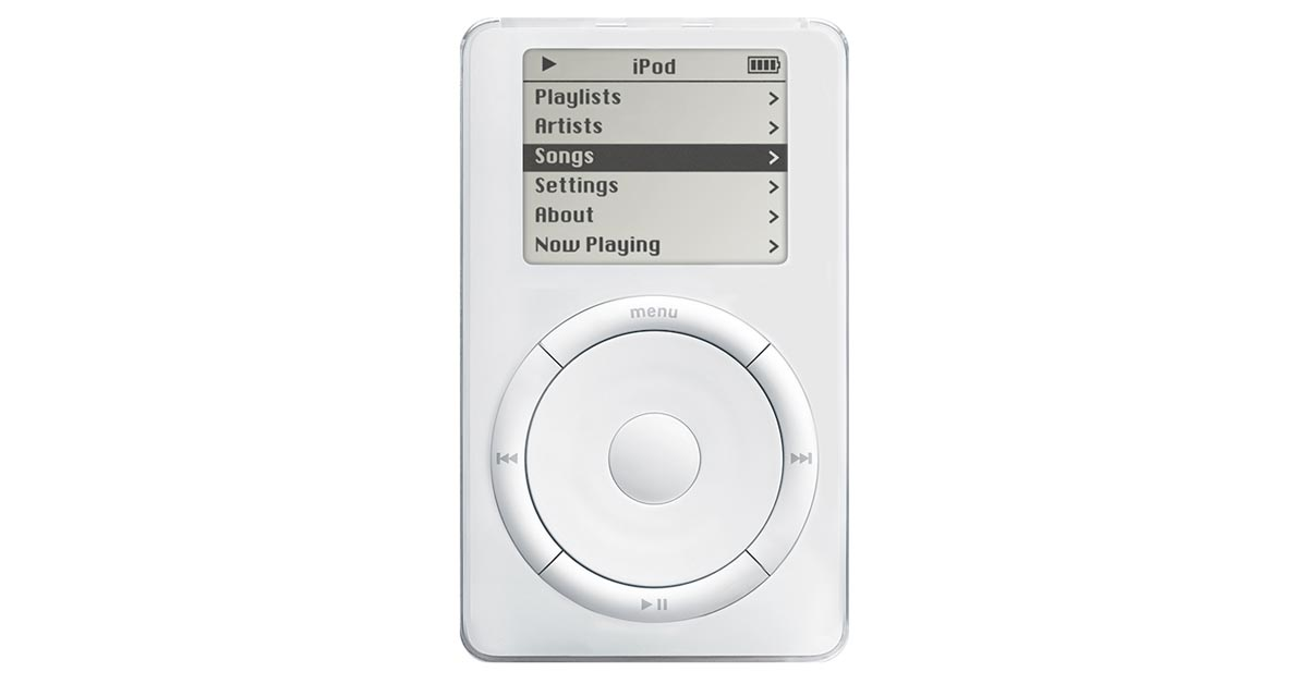 The 20 CDs Steve Jobs Gave Journalists with the First iPod