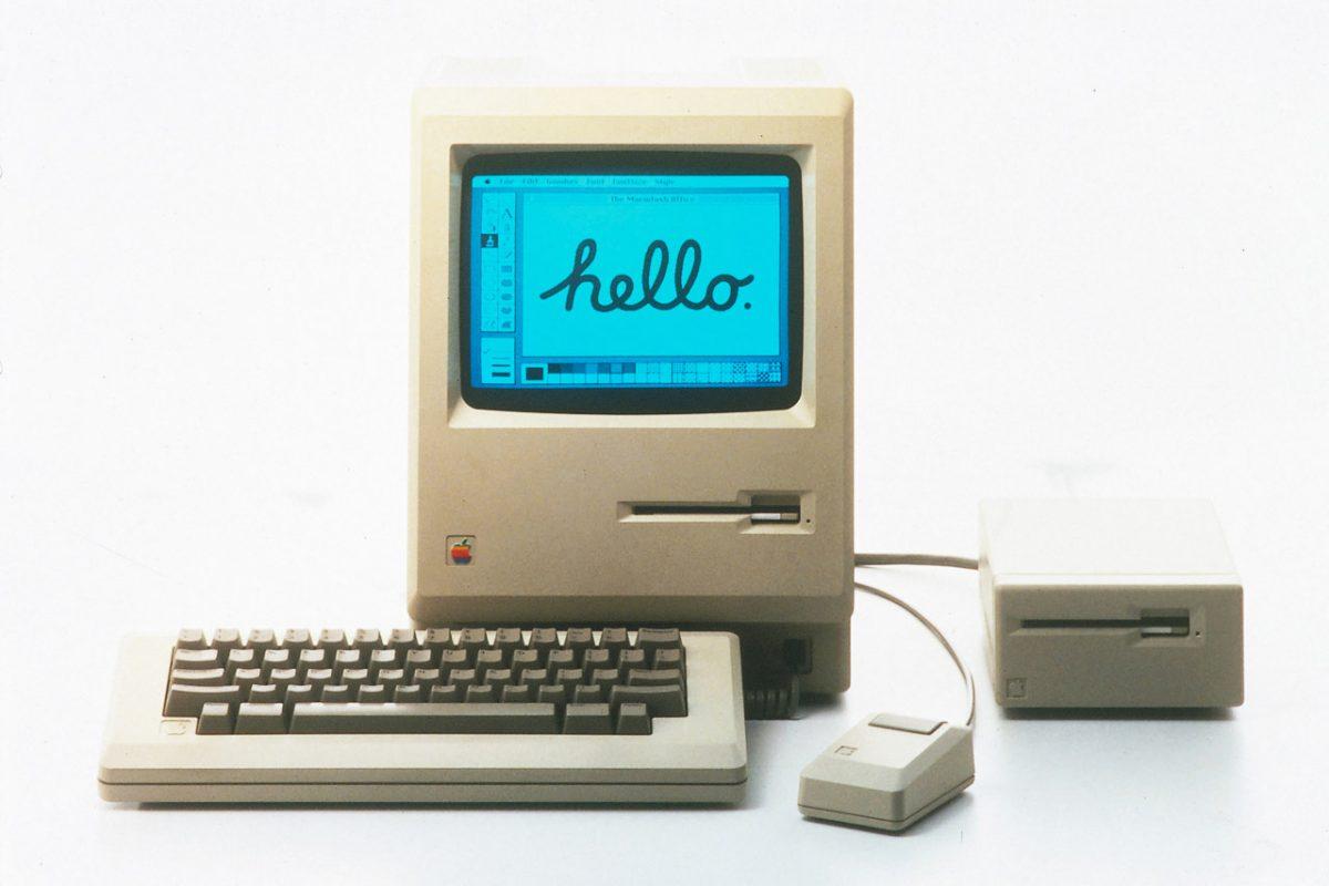 "Original Mac Add ""hello"""