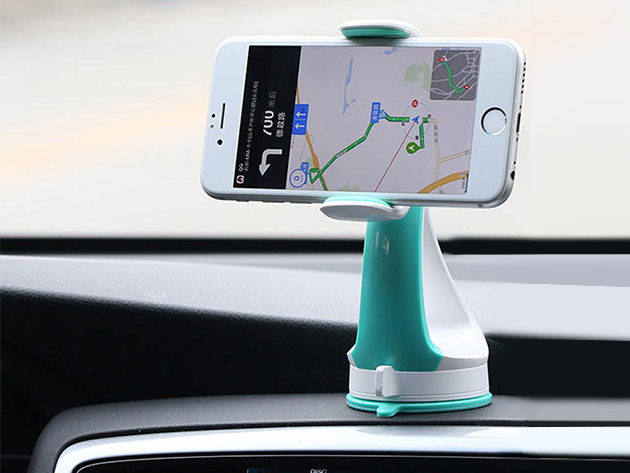 Rotating Car Phone Stand: $13.99