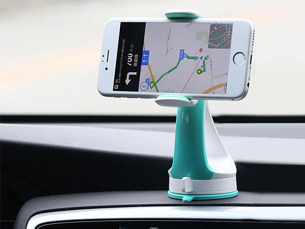 Rotating Car Phone Stand: $13.99