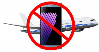 Samsung Galaxy Note 7 banned from all US flights