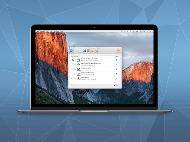 Shimo VPN Client for Mac: $19