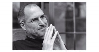 Apple co-founder Steve Jobs