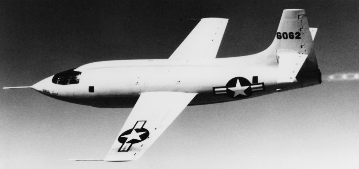The Story of Breaking the Sound Barrier, First Time