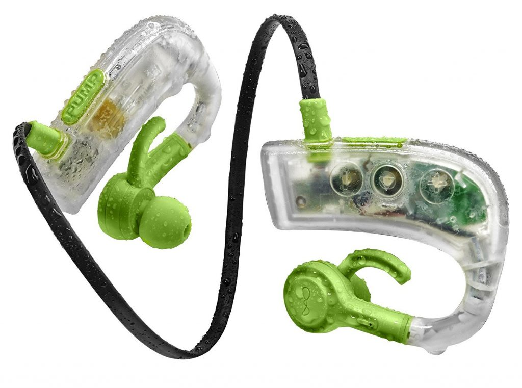 BlueAnt Pump earphones are a bargain and 100% waterproof!