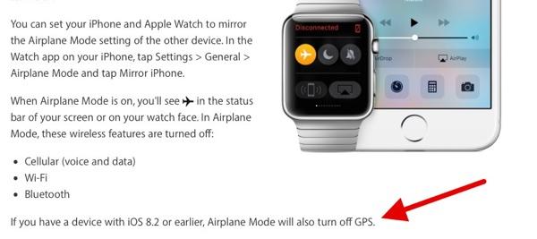 Apple's GPS Tech note