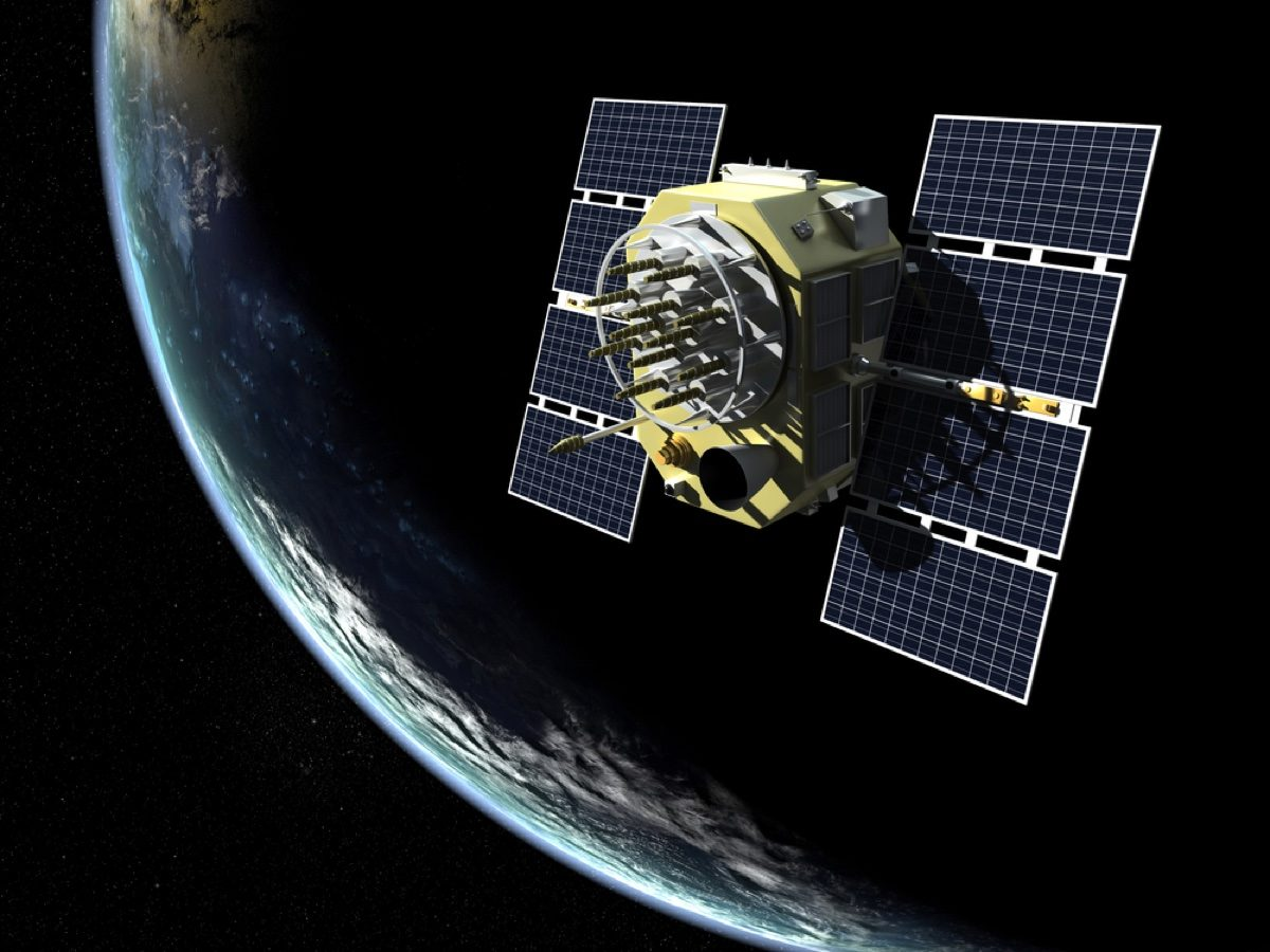 Global Positioning System (GPS) satellite