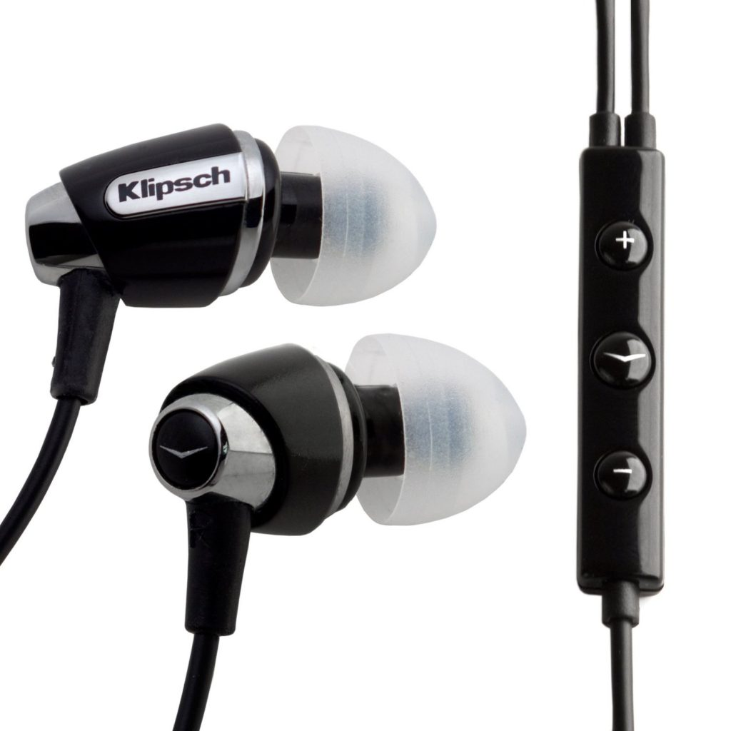 Klipsch S4i and Inline Control