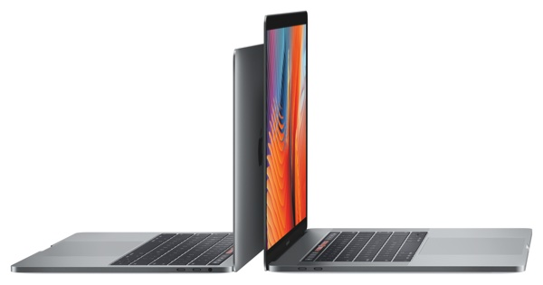 2016 MacBook Pro, 13 and 15.
