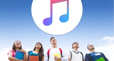 apple music students