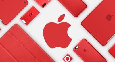 apple product red