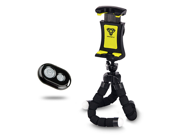 ARMOR-X Mini Flexible Phone Tripod: $19.99