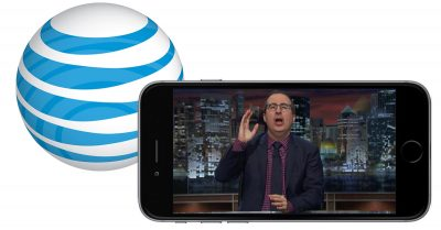 AT&T Stream Saver video streaming