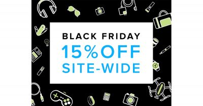 Black Friday 15% Off TMO Deals Site