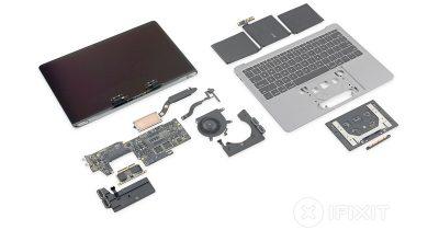 13inch Retina MacBook Pro tear down