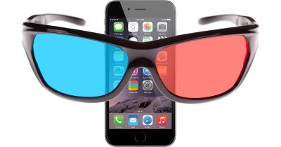 iPhone to get 3D camera support