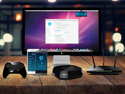 Ivacy VPN on iMac, iPhone, and Android